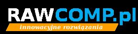 logo firmy informatycznej Rawcomp